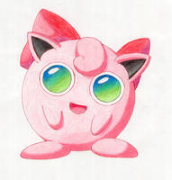 Jigglypuff by JMR-Mobius-1