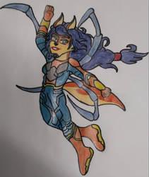 the Iron Vixen