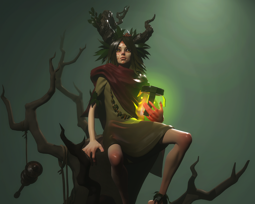 Firefly by ResThoughtless