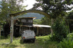 The house I stayed at in Ecuador