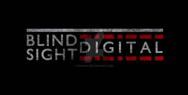 Blind Sight Digital Logo by Fuzaka