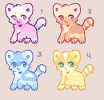 OPEN Cat Adopts (4/4)