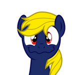 Request #4 - Navy Numbers awkward smile