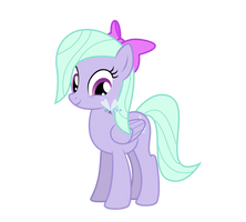 Flitter - What a cute dragonfly by NortherntheStar