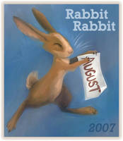 rabbit rabbit by gabfury
