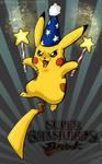 Brawl Pikachu
