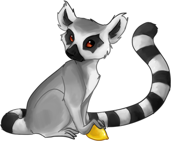 Related Keywords & Suggestions for Lemur Drawings