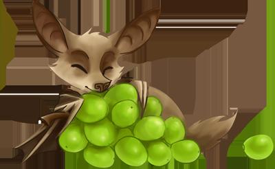 fruit bat by gabfury