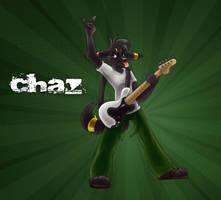Chaz Rocks by gabfury