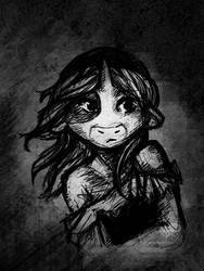 The Miserable Unicow by gabfury