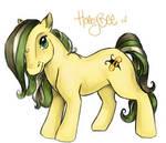 Honeybee Pony