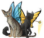 Kitties and Faeries