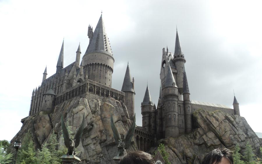 Hogwarts 2 by Churro900