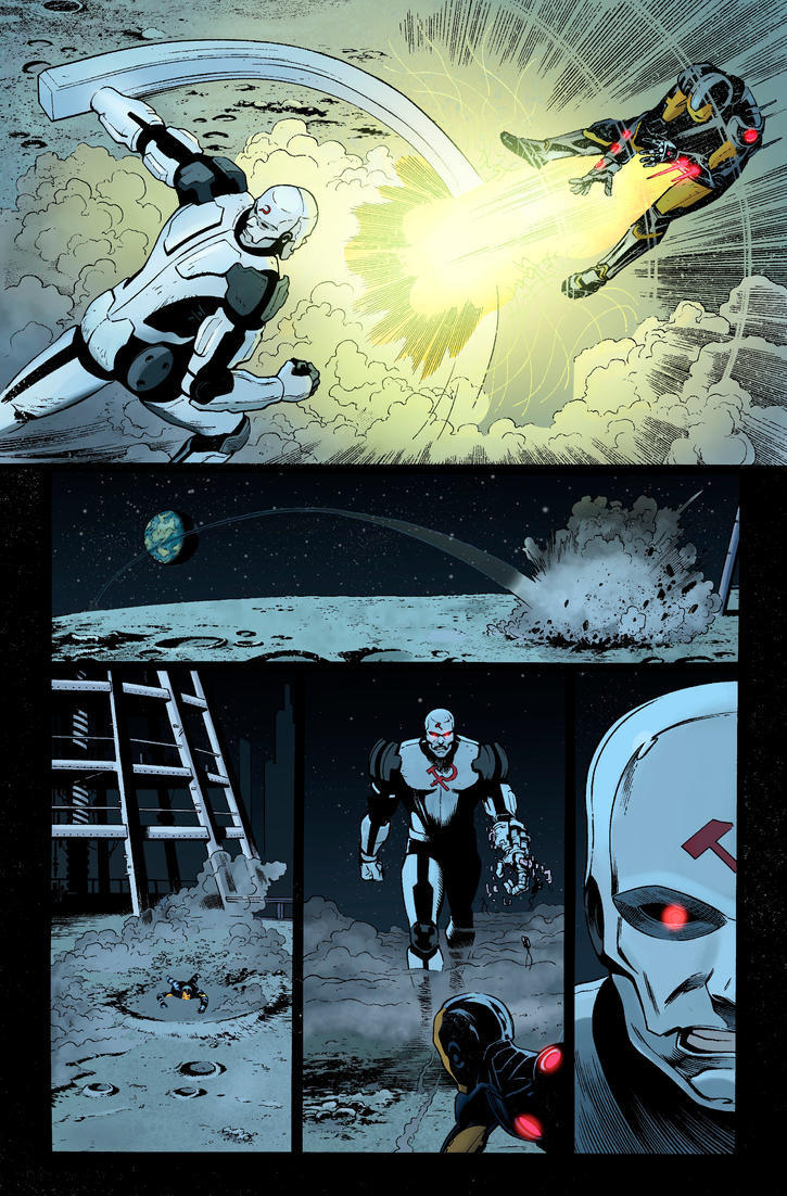 Iron Man Sequential Practice 6 by Tomas-M91