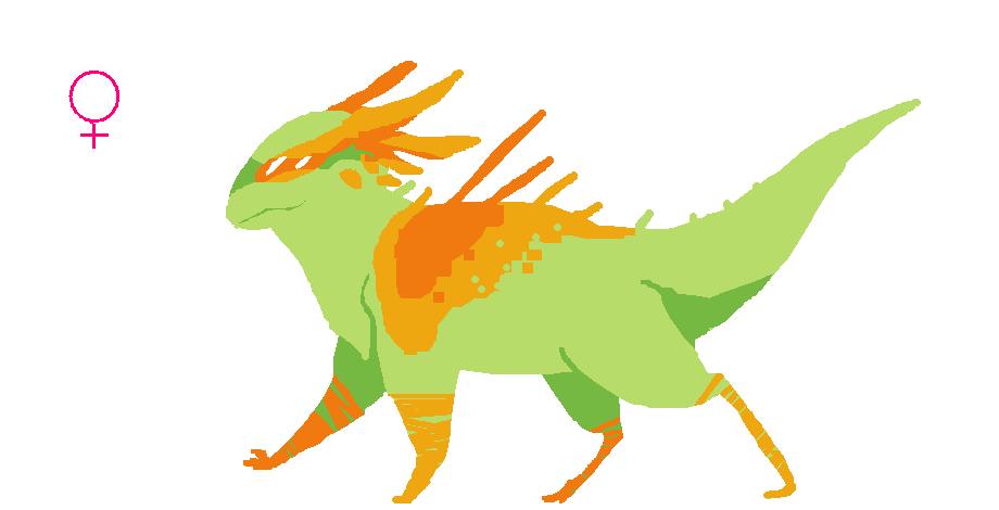 Creature exchange september by Dragondog2233