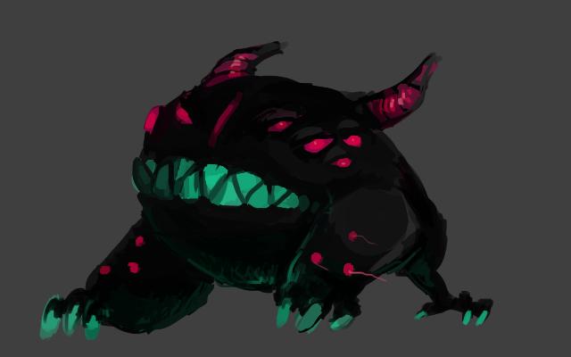 Demon by Dragondog2233