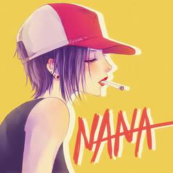 [Coloring] NANA