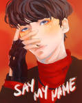 [Drawing] ATEEZ Yunho