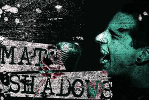 Matt Shadows Retro by pinktaco713