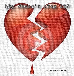 broken heart by Fatality86