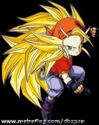 King Vegeta Super Saiyan 5 Super Saiyan P...