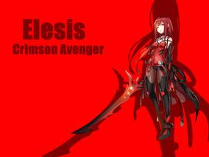 Presentation : Elesis Crimson Avenger