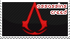 Assassins Creed Stamp [black] by sunbirds
