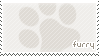 Furry Stamp by sunbirds