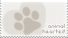 Animal-Hearted Stamp by sunbirds