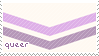 Queer Stamp by sunbirds