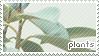 Plants Stamp by sunbirds