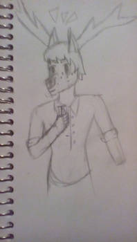 I drew something yay