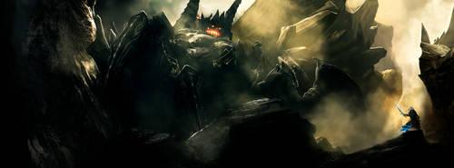 Diablo 3 FanArt by Keyry