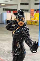 CatWoman Version tim burton cosplay