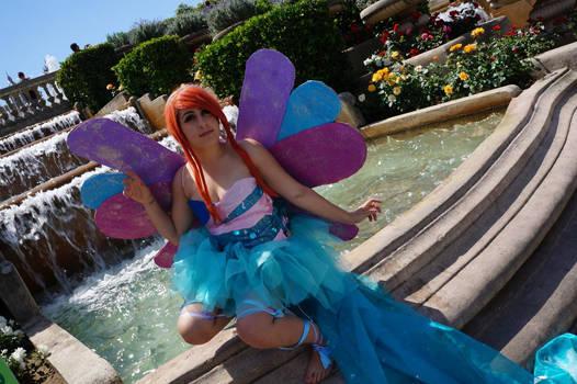 bloom cosplay winx club