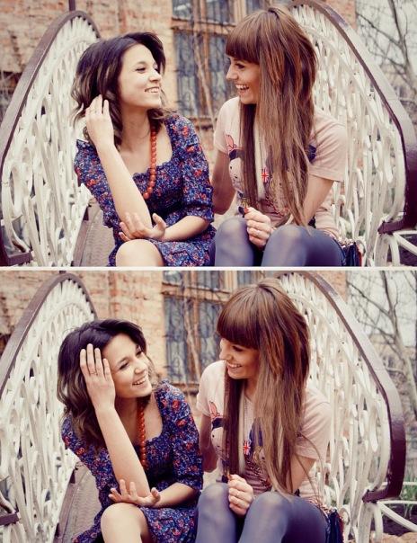 friends by ViktoriaTemnova
