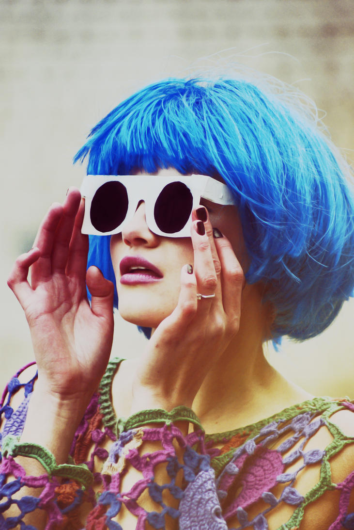 Blue by ViktoriaTemnova
