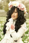 Flower Girl by FANUxSIRI
