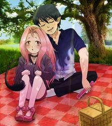 Boyfriend Sweater by Lilac-Hime