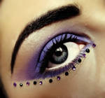 Dark Fairy Make-up