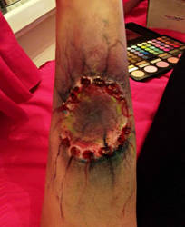 Zombie Bite SFX