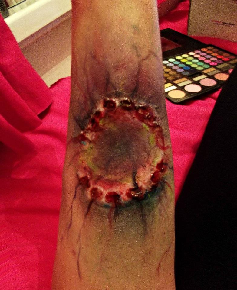 Zombie Bite Sfx By Kikimj On Deviantart