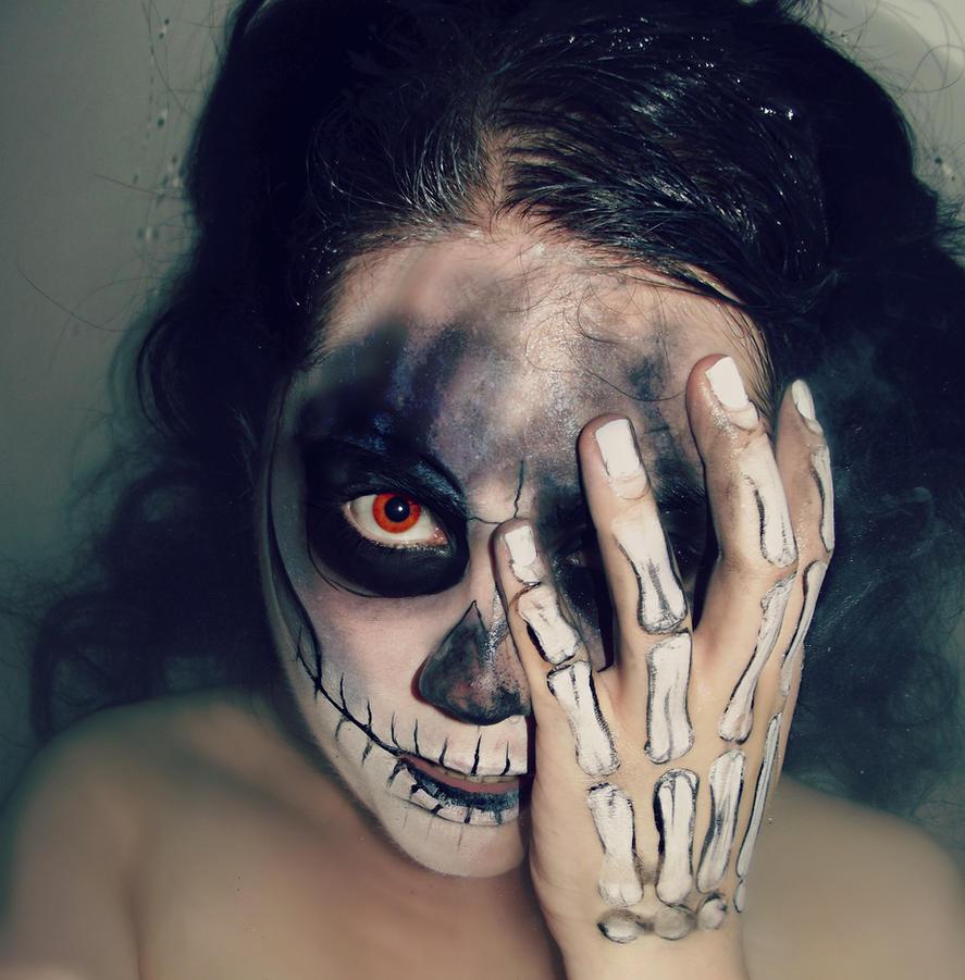 Skull stock by KikiMJ