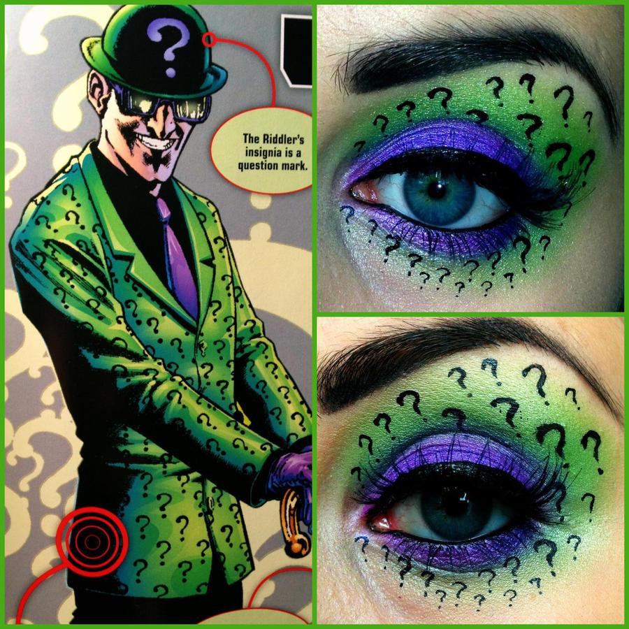 DC Comic's The Riddler