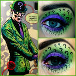 DC Comic's The Riddler