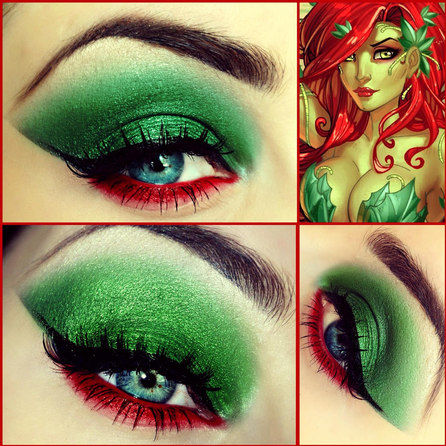 Poison Ivy inspired. by KikiMJ