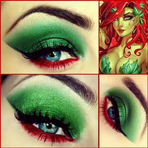Poison Ivy inspired.