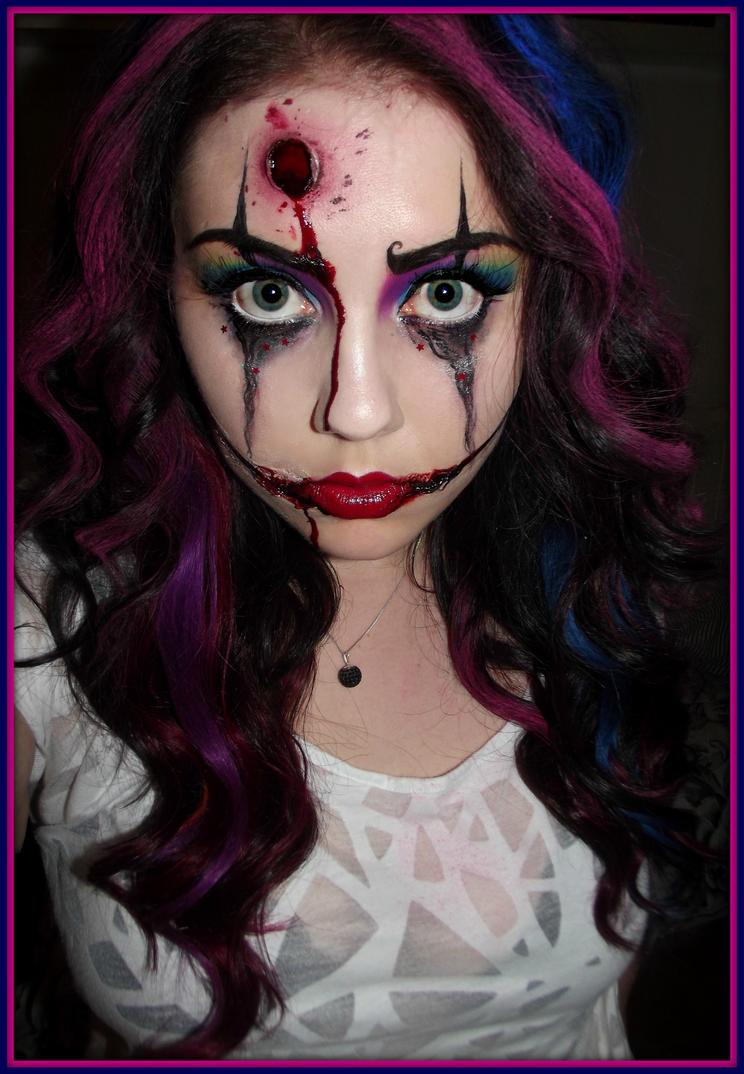 New age Harley Quinn! by KikiMJ