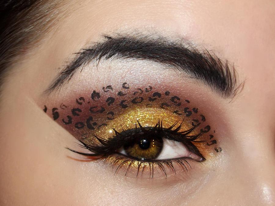 Eye of the Leopard by KikiMJ