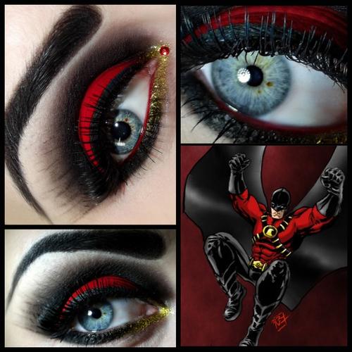 Red Robin by KikiMJ